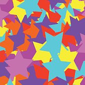 Color abstract background.Vector illustration.