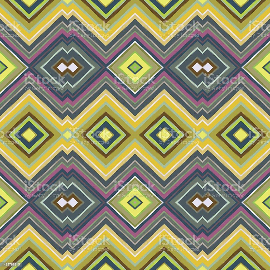86774030051ee Cores Retro vetor abstrato fundo em ziguezague ilustração de cores retro  vetor abstrato fundo em ziguezague