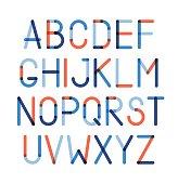 Color alphabet