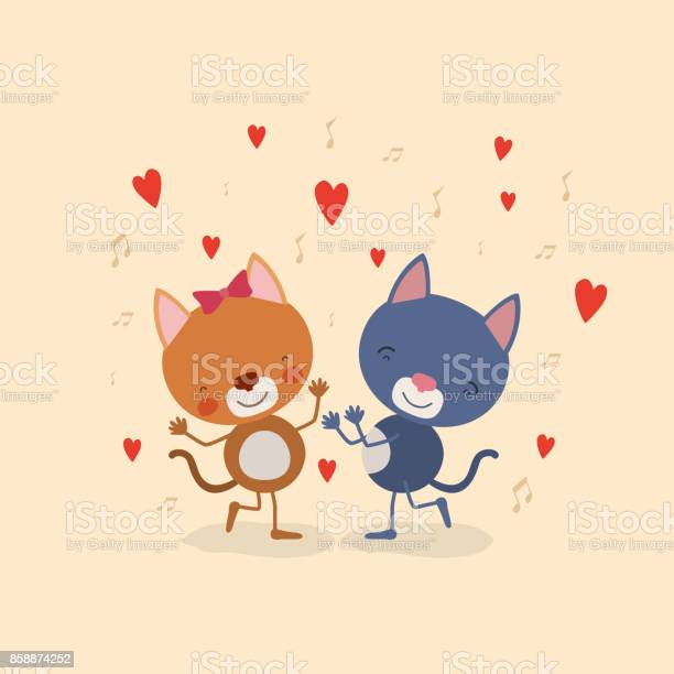 Color background with couple of kittens dancing in love vector id858874252?b=1&k=6&m=858874252&s=612x612&h=0nzawrii bgs2okutjjogs ramqi 9psk8ihbxeyqmu=