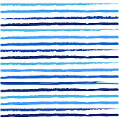 istock Color Blue Striped Marine Background 1251664838