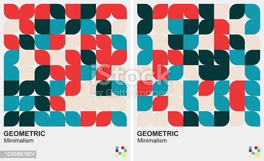 color curve pattern background
