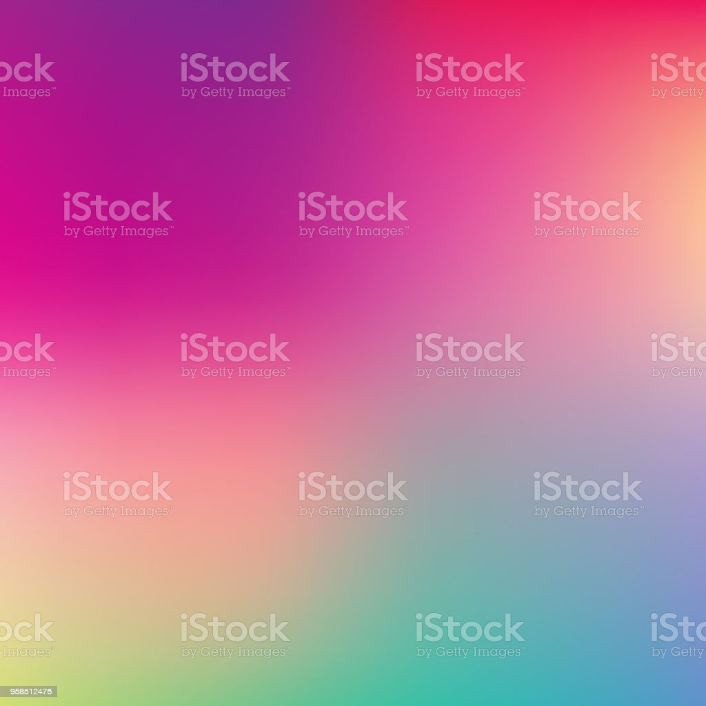 Color Gradient Background vector art illustration