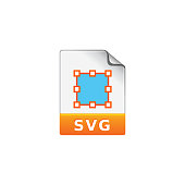 Color Icon - SVG file
