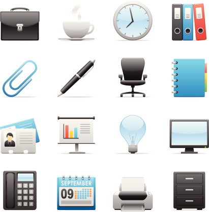 Color Icons - Office