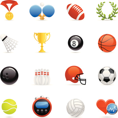 Color Icons - Sports