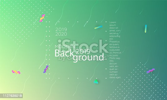 Color modern background. Business modern A4 page layout.  With copy text space. Cover template with abstract fluid colors. Branding, posters, banners, catalog .