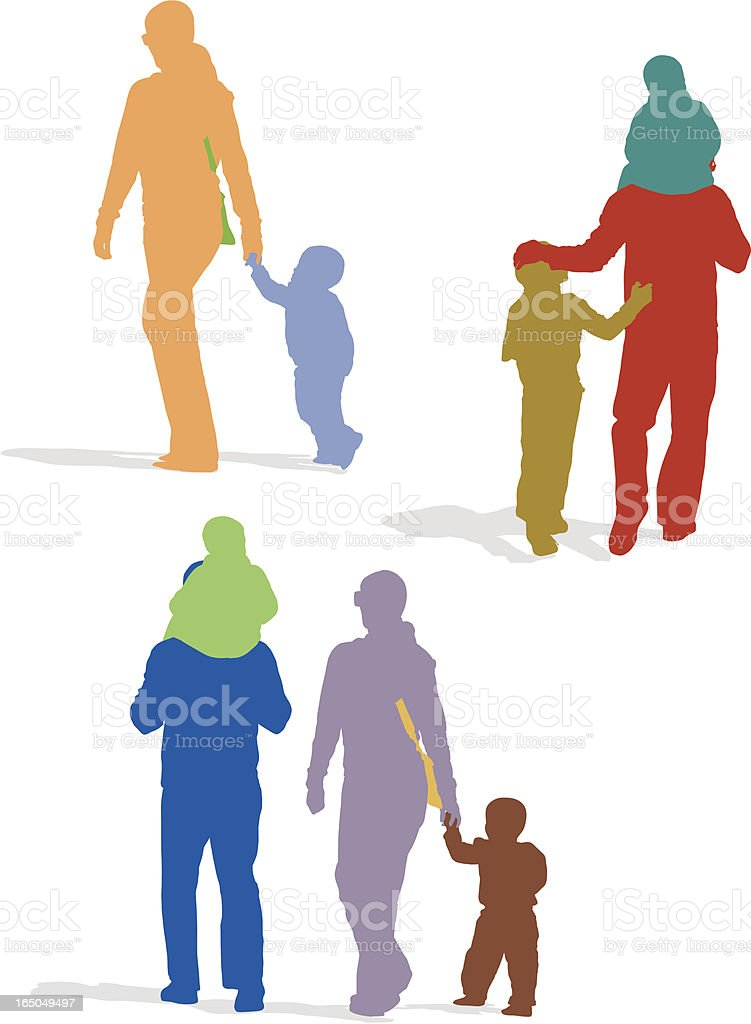 Color Park People royalty-free color park people stock vector art & more images of active seniors