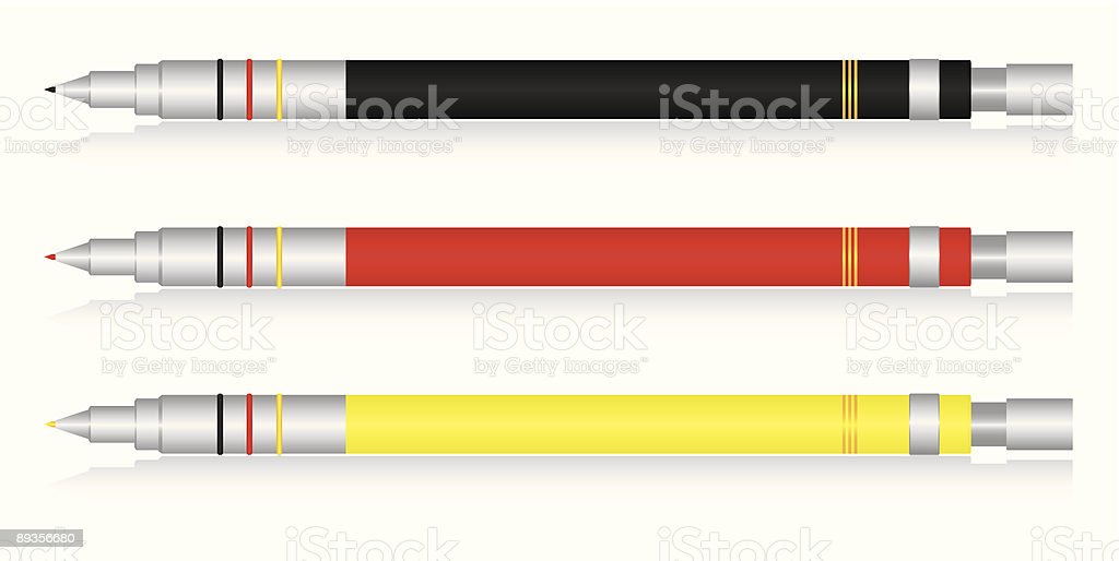Color Pencils royalty free color pencils stockvectorkunst en meer beelden van geel
