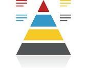 istock Color Pyramid icon 475592794