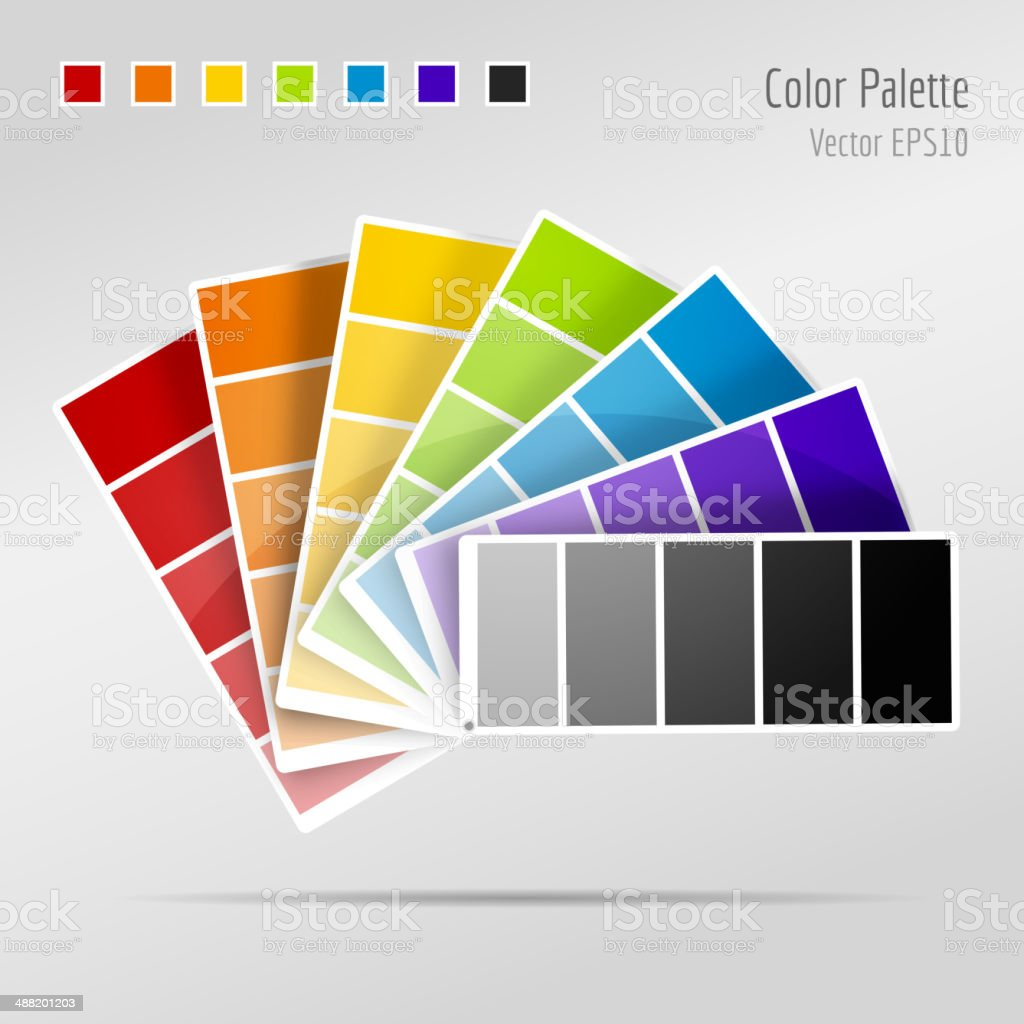 couleur bandes – cliparts vectoriels et plus d'images de choix