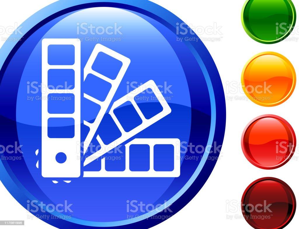 color swatch book internet royalty free vector art royalty-free stock vector art