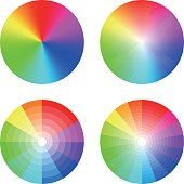 color Wheel theory charts