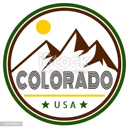 istock Colorado mountains 1204284912