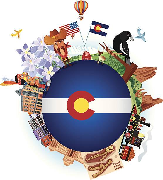 Colorado Images: Royalty Free Colorado Springs Clip Art, Vector Images