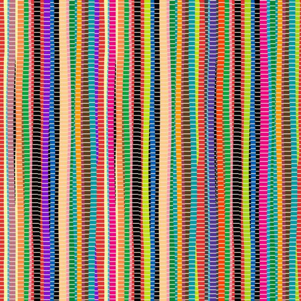 farbige handgemachte rag rug teppich - wollteppich stock-grafiken, -clipart, -cartoons und -symbole