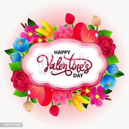 istock colored happy valentine's day card 1297324357