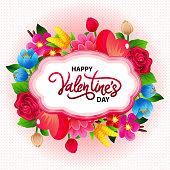 istock colored happy valentine's day card 1297324357