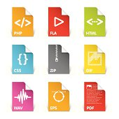 Colored Icons - File Extensions