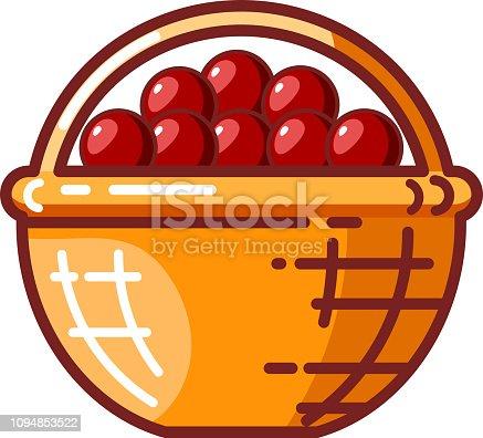 Clip art e grafiche vettoriali gratuite di Bread Basket