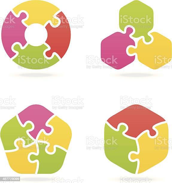 Colored jigsaw puzzle set ii vector id457729099?b=1&k=6&m=457729099&s=612x612&h=meedppvpdfgo01hr0xuf cquo0vi4 w1kwi7rynnntg=