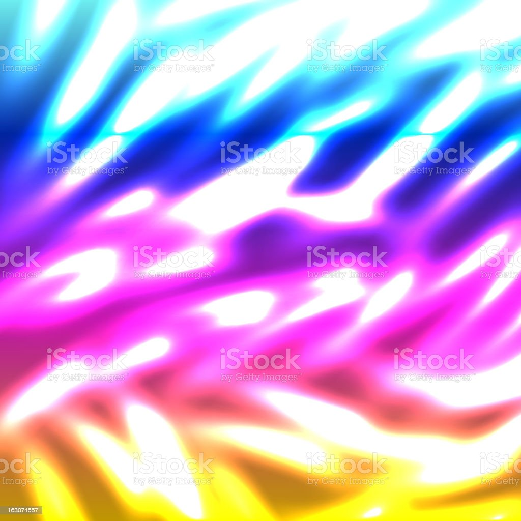 Colored Lights Abstract Background royalty-free stock vector art