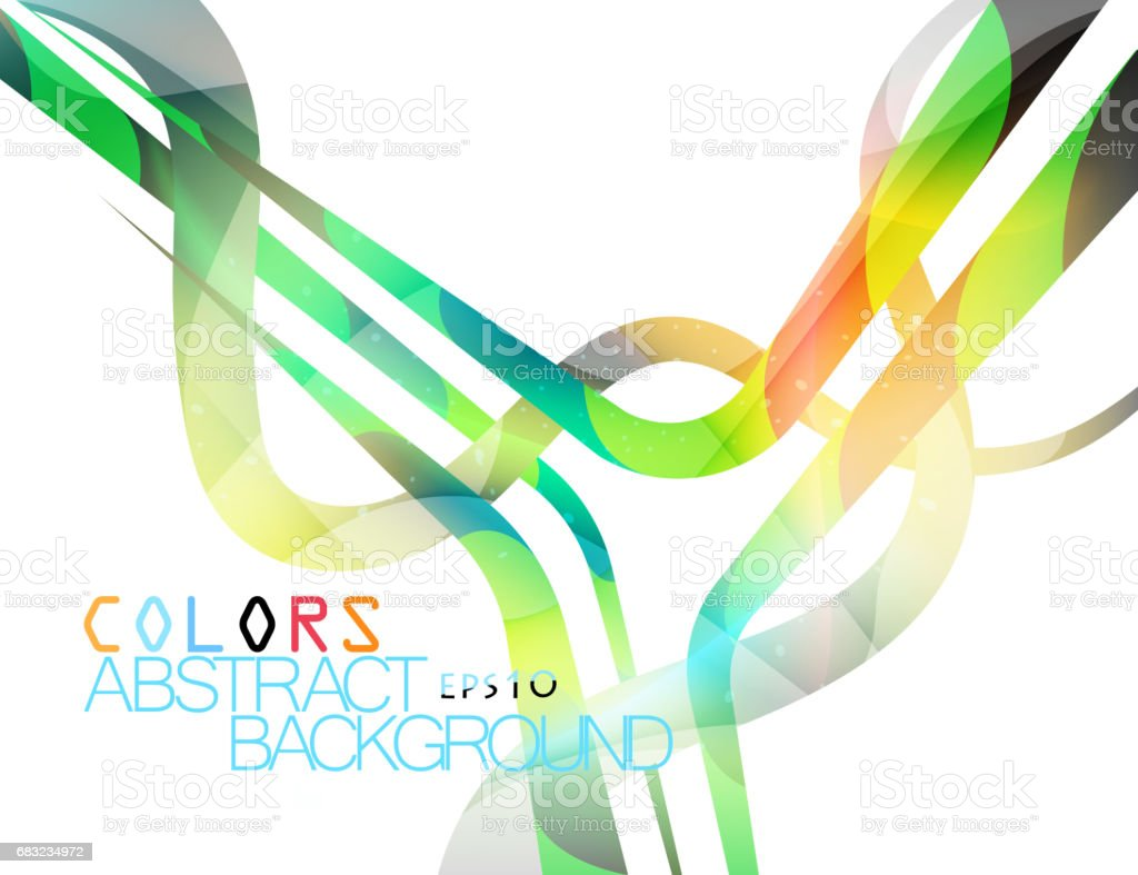Colored lines with curve style royalty-free colored lines with curve style 0명에 대한 스톡 벡터 아트 및 기타 이미지
