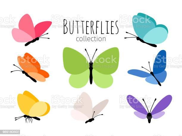Colored spring butterflies vector id959180502?b=1&k=6&m=959180502&s=612x612&h=r8crqahuddkddhgc1kqclplw4whbcyqfsqpfduz4dkm=