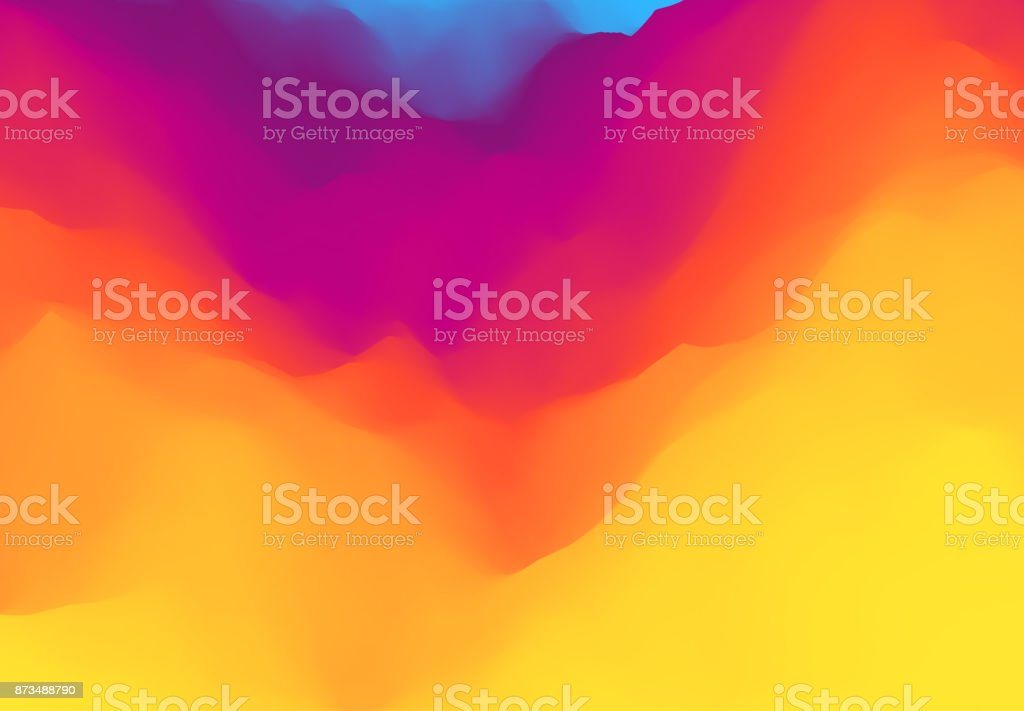 Colorful abstract background. Design template. Modern pattern. Vector illustration for your design.