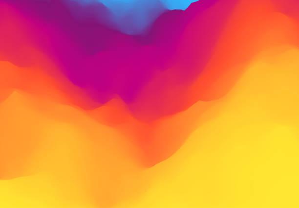 ilustraciones, imágenes clip art, dibujos animados e iconos de stock de fondo abstracto colorido. plantilla de diseño. patrón moderno. ilustración del vector para su diseño. - fondos coloridos