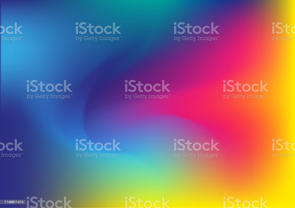 Colorful Abstract Background - Royalty-free Abstrato arte vetorial