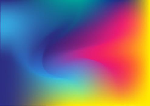 다채로운 추상적인 배경 가상현실에 대한 스톡 벡터 아트 및 기타 이미지