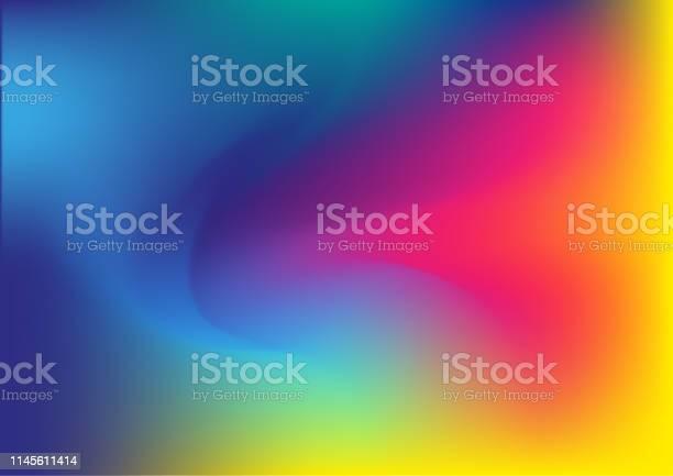 Colorful Abstract Background - Arte vetorial de stock e mais imagens de Abstrato