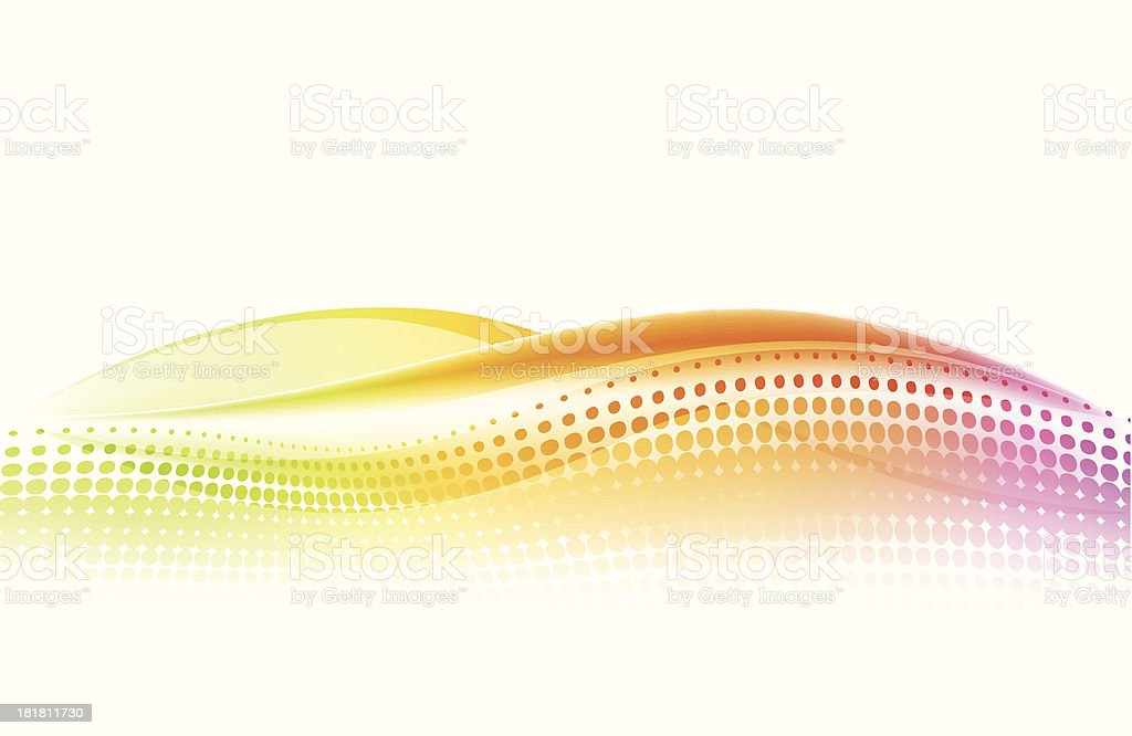 Colorful Abstract Background - VECTOR royalty-free colorful abstract background vector stock vector art & more images of abstract