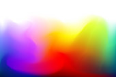 Colorful abstract gradient background