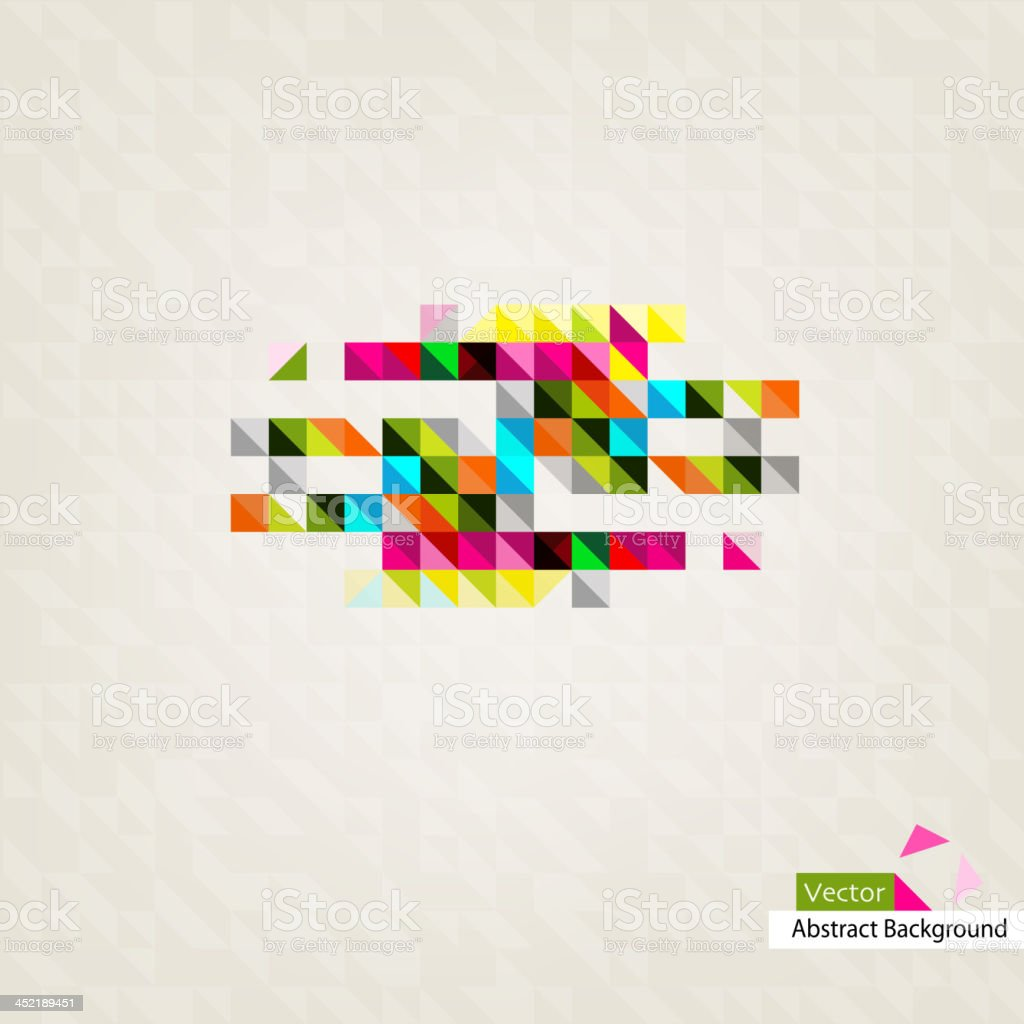 Colorful abstract pattern royalty-free colorful abstract pattern stock vector art & more images of abstract