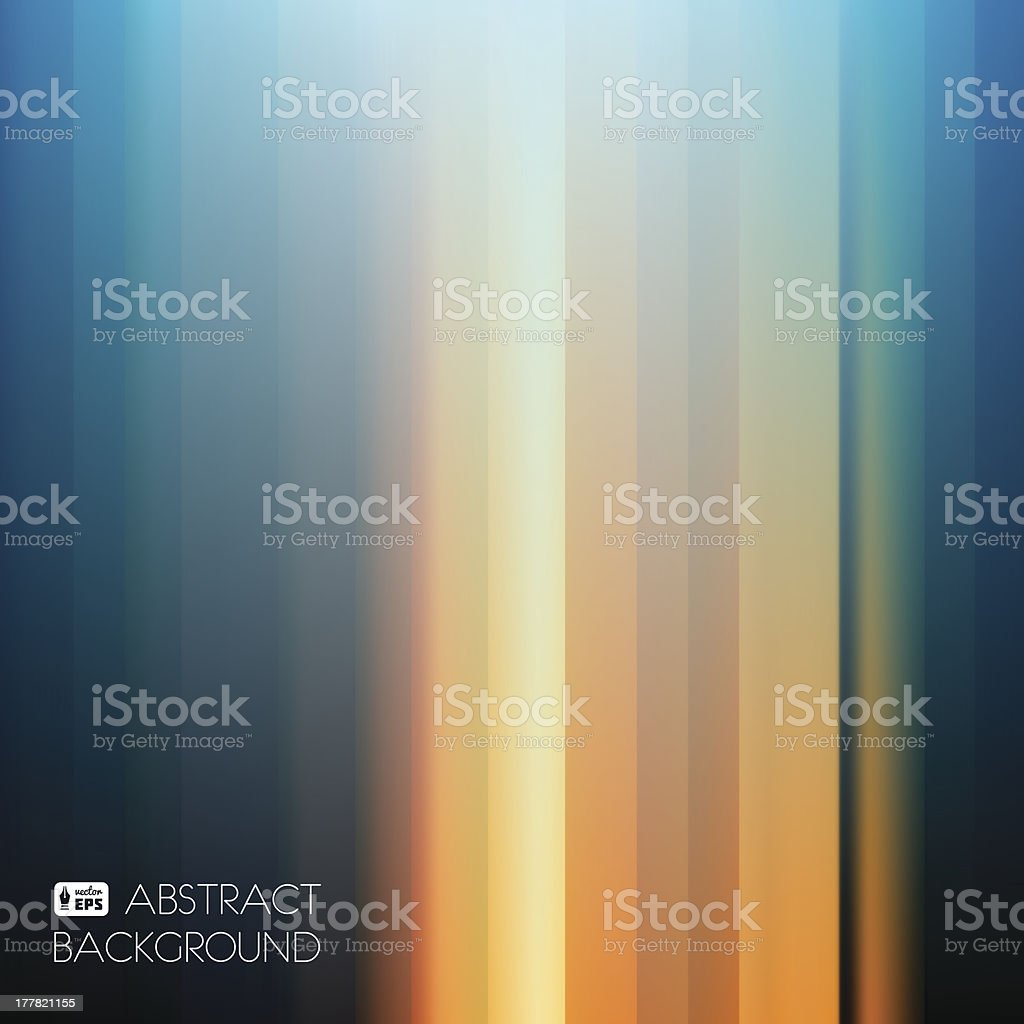 Colorful Abstract Stripes Background. vector art illustration