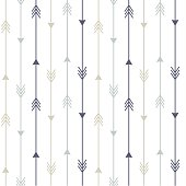 colorful arrows seamless pattern background illustration