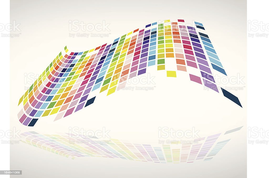 colorful background royalty-free stock vector art