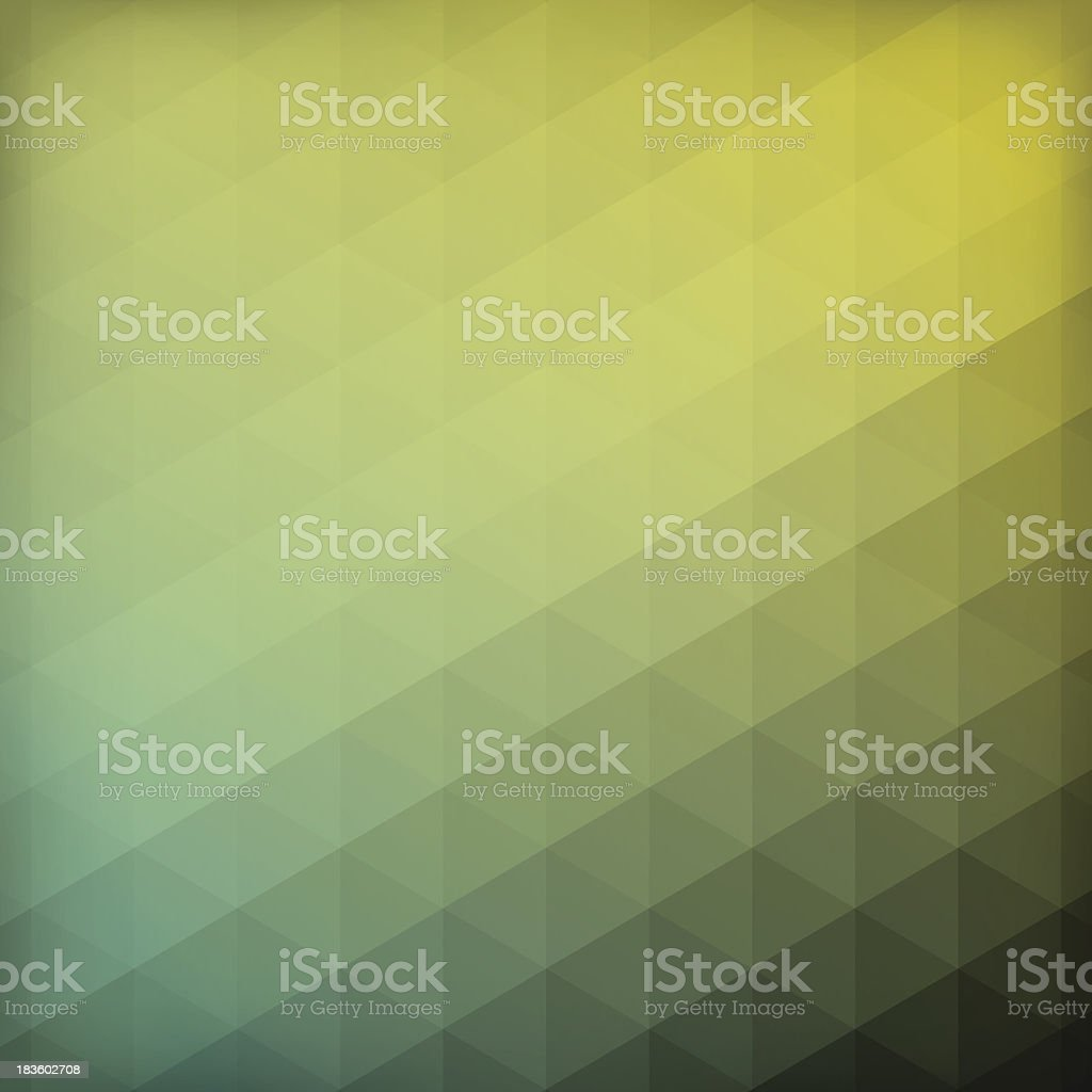 Colorful background with triangles royalty-free stock vector art