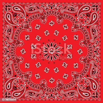 istock Colorful Bandana. 519656564