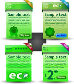 Product Selling Template Illustrations in Editable Vector Format