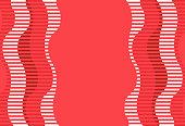 istock Colorful bitmap lines retro background 1297204331
