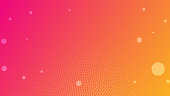 Colorful Blurred Background banner