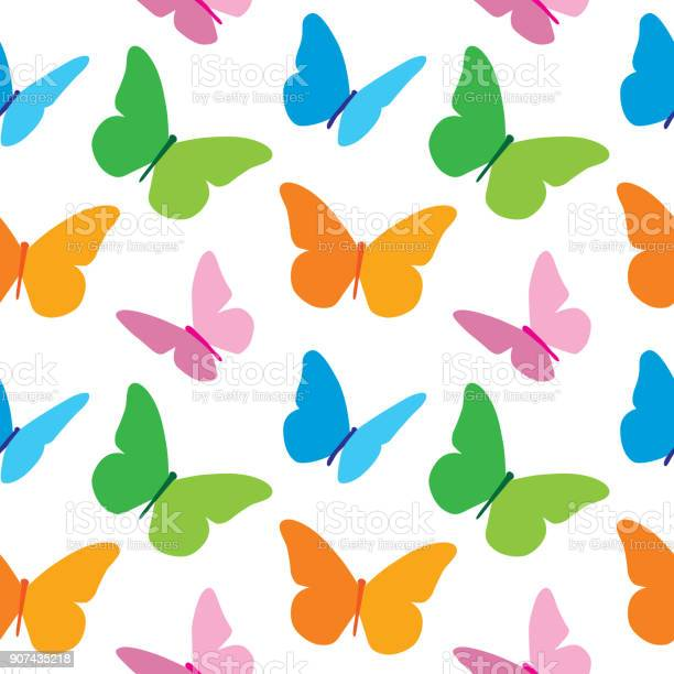 Colorful butterflies pattern vector id907435218?b=1&k=6&m=907435218&s=612x612&h=hoow1n26wb9izroufsrvulx zz 7v4q7vyy9gdgesfm=