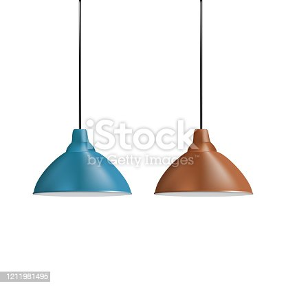 istock colorful chandeliers 1211981495