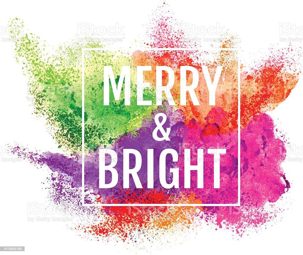 Colorido fondo de Navidad ilustración de colorido fondo de navidad y más vectores libres de derechos de abstracto libre de derechos