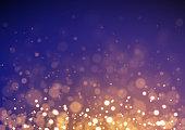 istock Colorful Christmas glitter 1276501491