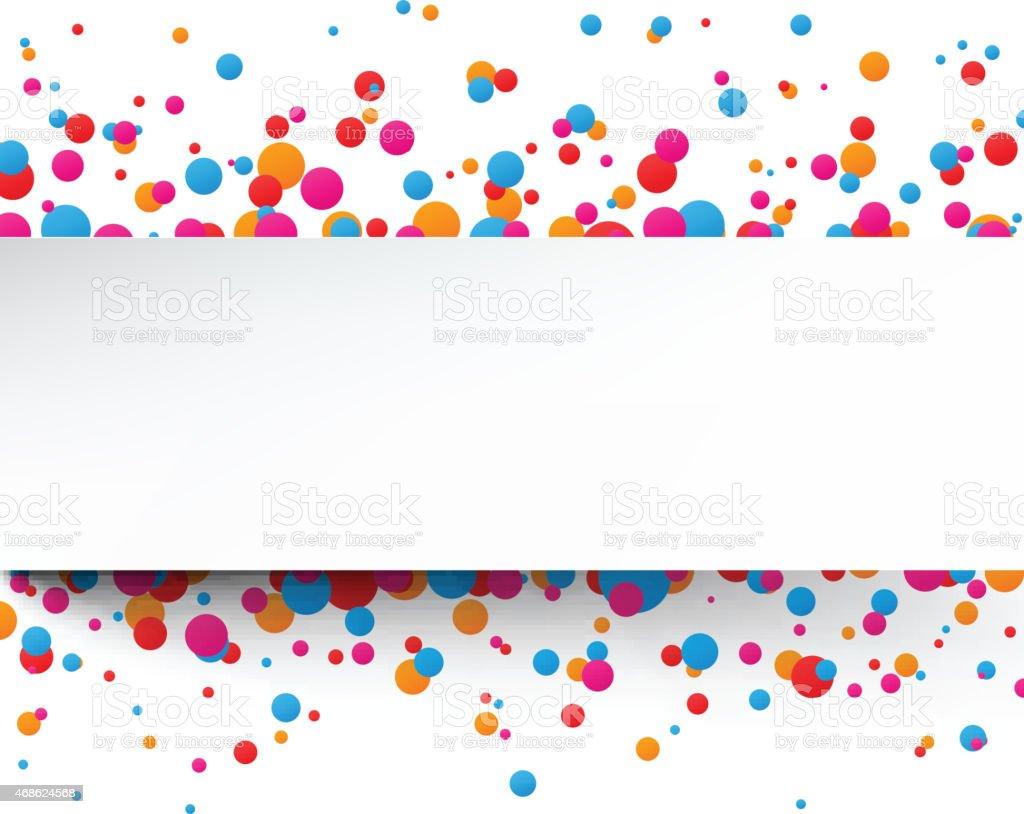 Colorful Confetti Cele...