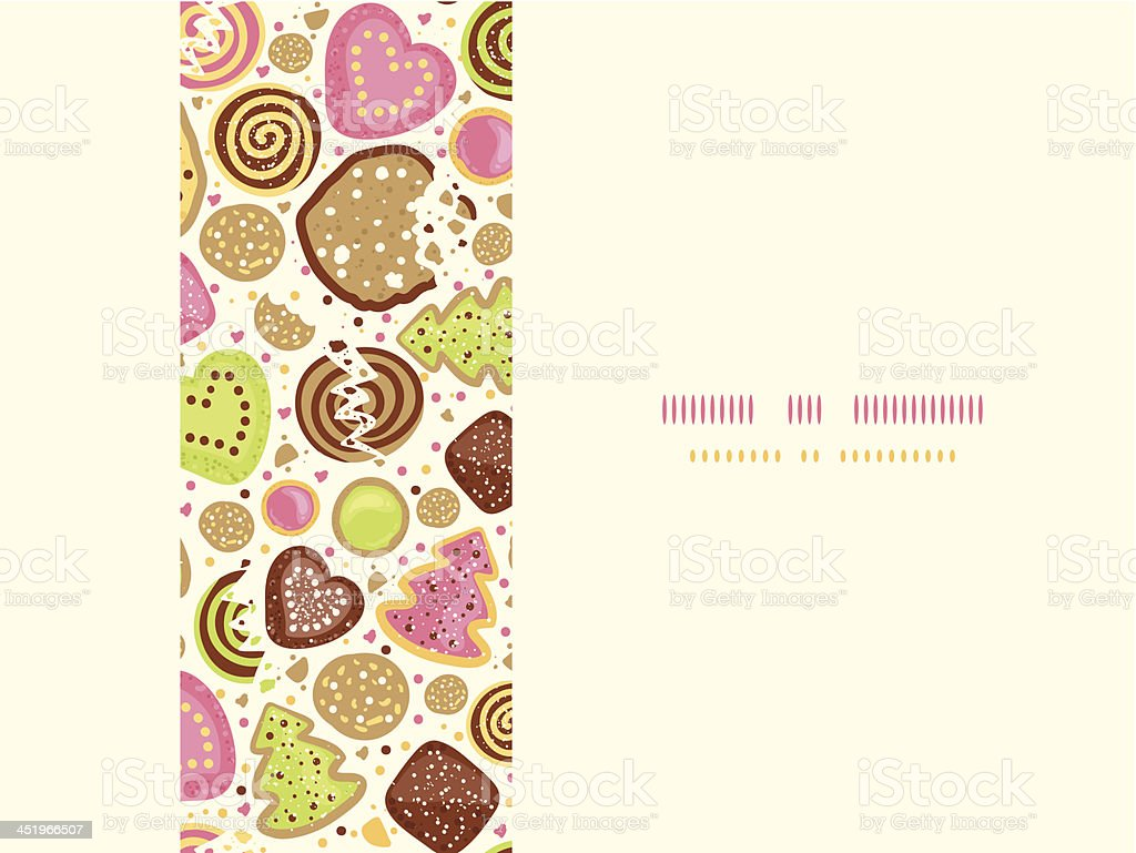 Colorful cookies horizontal seamless pattern background royalty-free colorful cookies horizontal seamless pattern background stock vector art & more images of baked